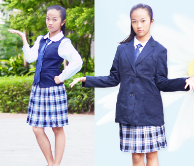 校服的设计步骤